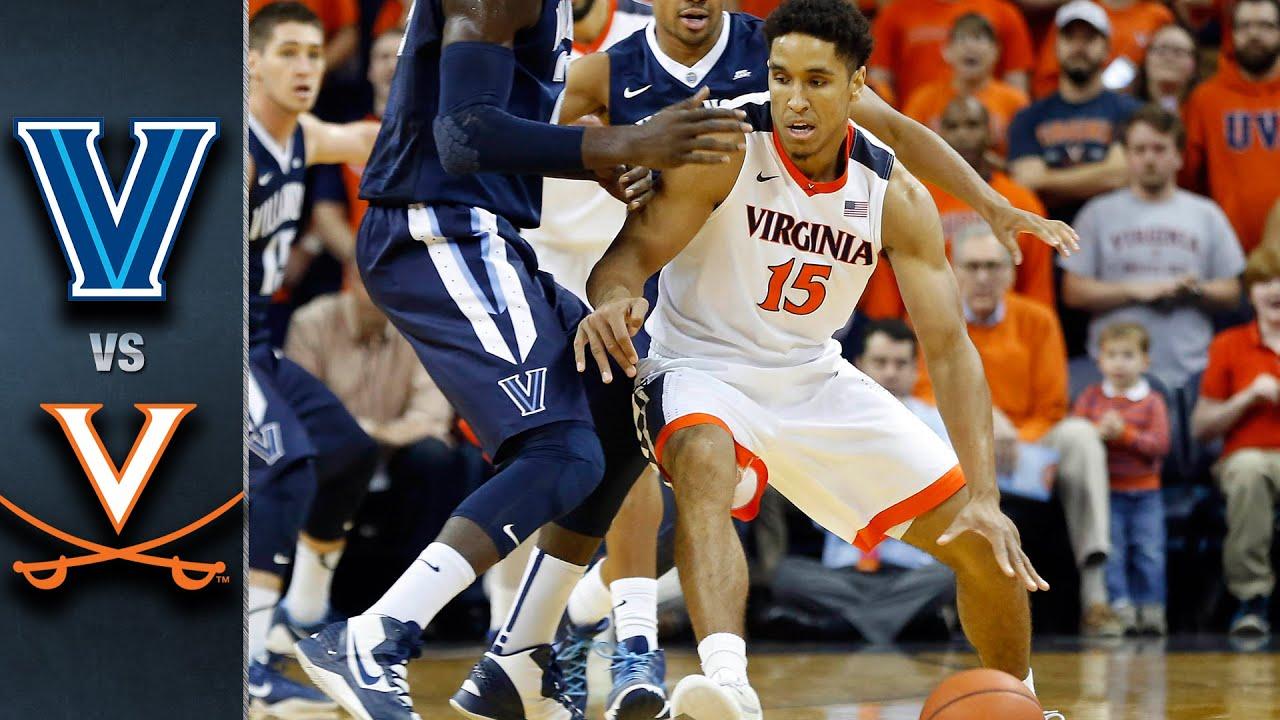 Virginia vs. Villanova Basketball Highlights (2015-16)