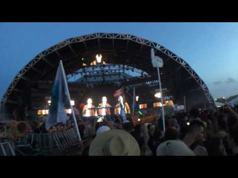 Yellow Claw - City on lockdown Live at Sunset Music Festival