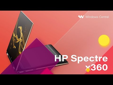 HP Spectre x360 13 fixed! 4K OLED, Precision trackpad, and micro bezels