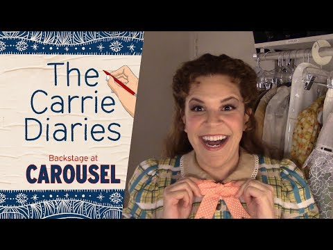Episode 2: The Carrie Diaries: Backstage At CAROUSEL With Lindsay Mendez