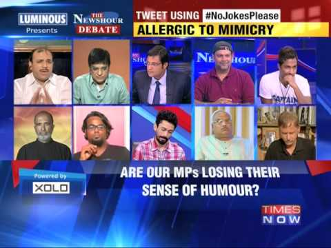 The Newshour Debate: No Jokes Please – Part 3 (14th August 2014)