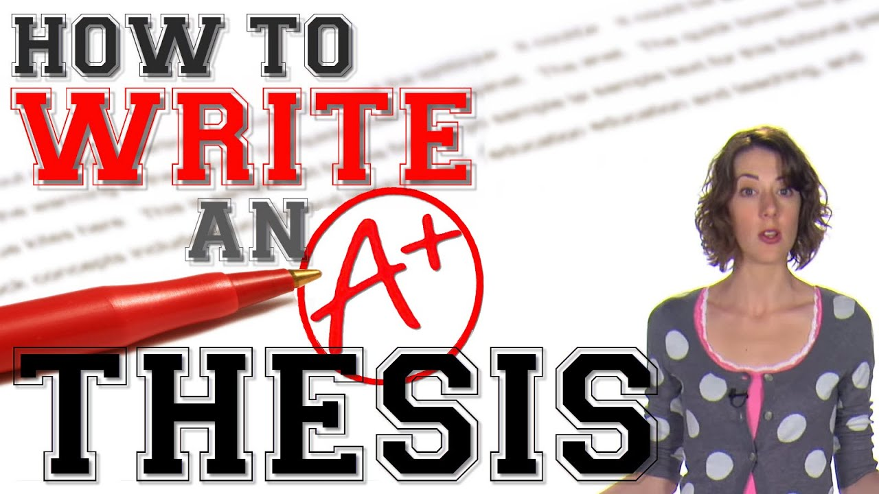 Thesis Statements: Four Steps to a Great Essay | 60second Recap ...
