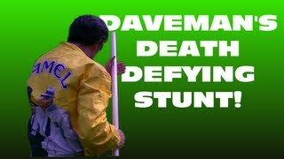 Super Daveman's Death Defying Stunt and Science Class