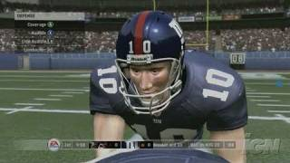 Madden NFL 06 Xbox 360 Gameplay - New Gamplay 2