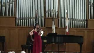 Prokofiev Violin Concerto No 2 in G minor, Op 63 Allegro moderato