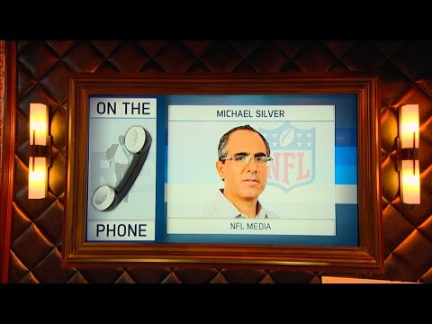 Michael Silver of NFL Media Group Talks Free Agent Josh Norman & More - 4/21/16