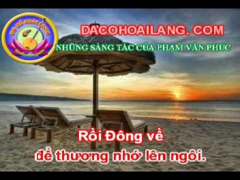 www.conhacquehuong.com- Karaoke vọng cổ: TÌNH MÂY