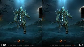 Diablo 3: PS4 vs Xbox One Comparison
