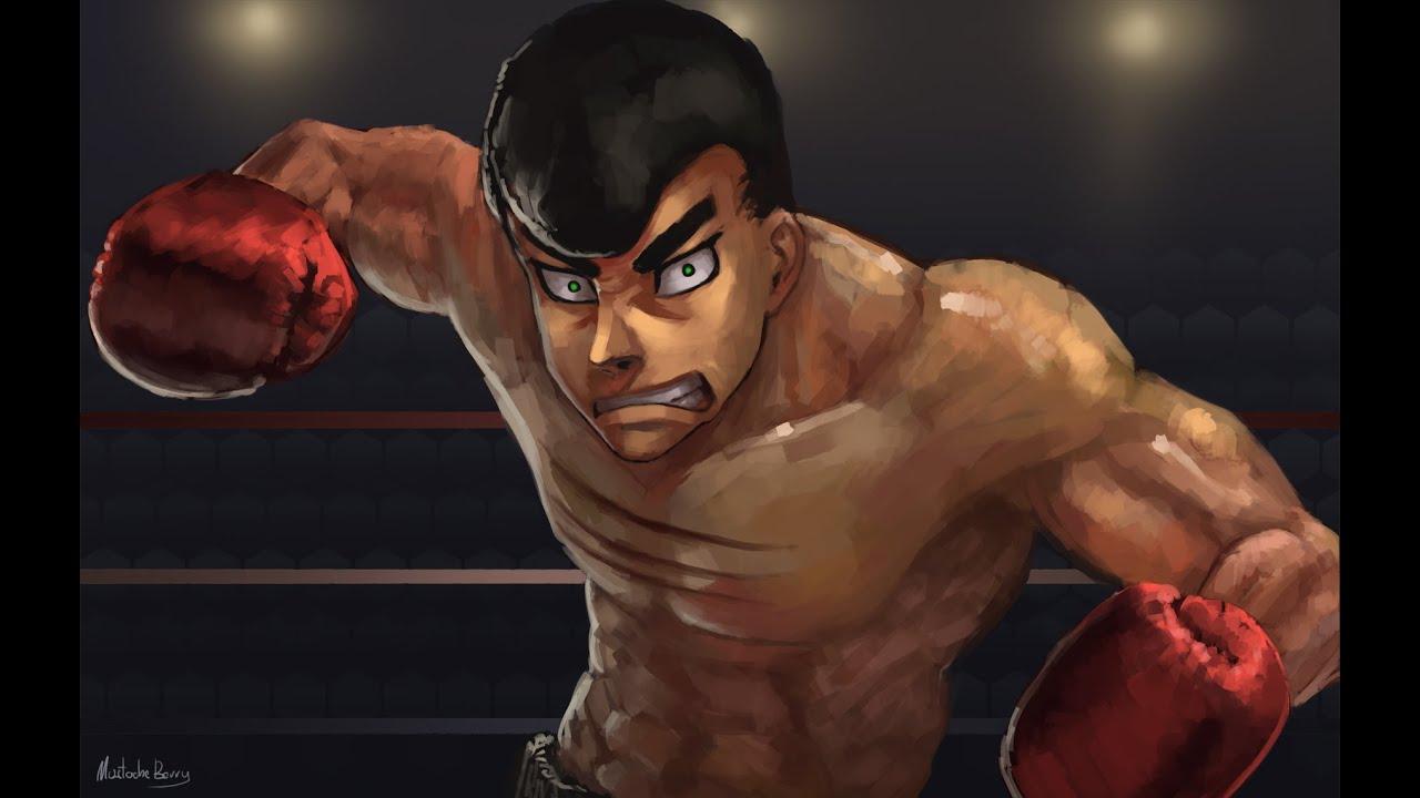 Takamura S Unconscious Spirit Hajime No Ippo New