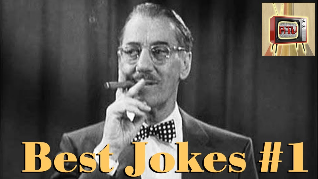 Groucho Marx:  Best Jokes, Puns and Ad Libs #1