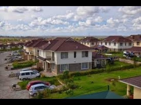 FALLING REAL ESTATE SECTOR IN KENYA