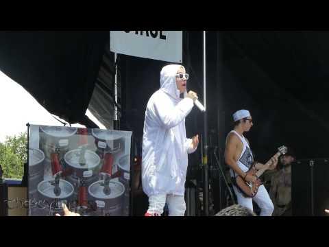 Attila  Payback   62815 Vans Warped Tour