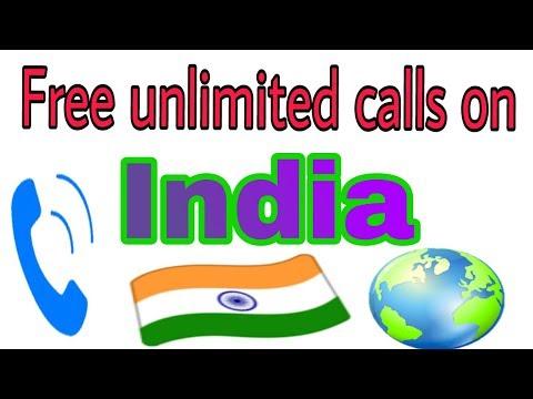 Free unlimited calls on India (letest app) Hindi Urdu