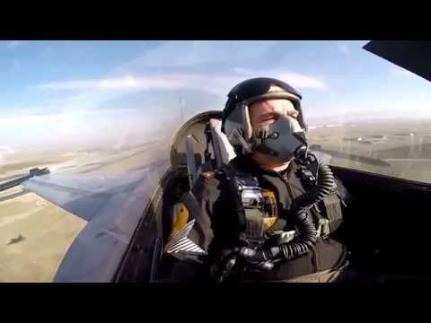 Commander of the Turkish Air Force and Turkish Air Force Demonstration Pilot SOLOTURK.