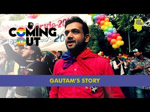 #ComingOut: Gautam's Story | Being Gay In India | Unique Stories From India