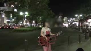 2012/07/10 亀有駅前 初路上.