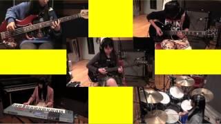 代表曲「UJI UJI」の演奏フィーチャー動画を公開☆ メンバーそれぞれの演...