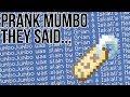 Hermitcraft Prank : Mumbo Jumbo AFK!