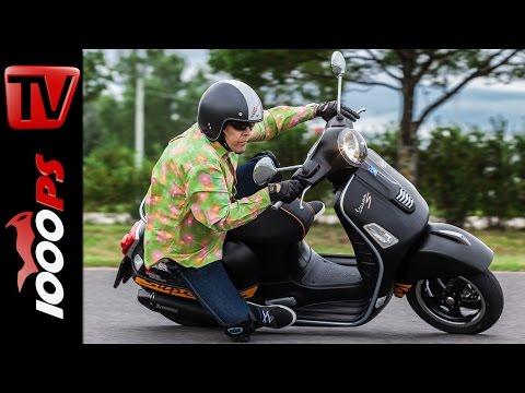 Vespa 300GTS SuperSport - Tuning