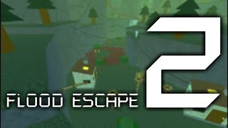 Roblox Flood Escape 2 (Test Map) - Tangled Forest (Crazy)