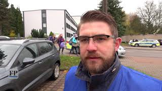 Gewaltandrohung an Schule in Brand-Erbisdorf