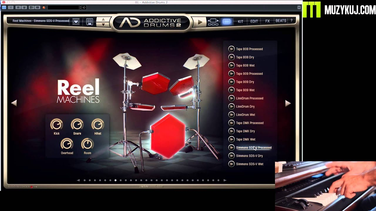 Adictive Drums 2 Review