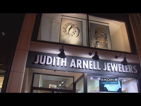 Homeless forcing jewelry store out of downtown