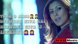 Maya Tune O Jana Deewana Kiya Hai status 2017_2018 video