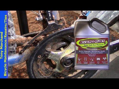 Budget Bike Restoration With Evapo-rust