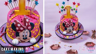 Adorable Mickey - Mickey Mouse Clubhouse Cake
