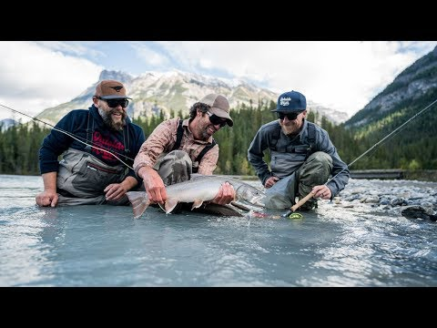 Fishing BC And Hooké Present: Fishing Golden, BC With The Golden Gillie