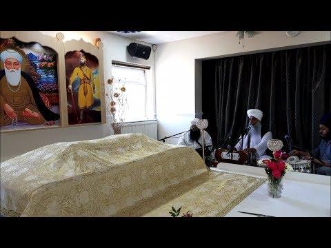 Ragi Amarjit Singh Ji - Nanaksar Hayes