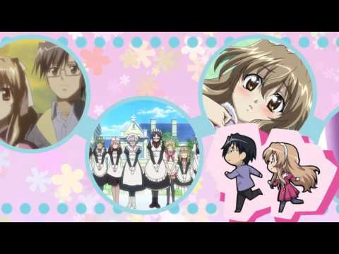 Winter Nogizaka Haruka no Himitsu   Finale Creditless ED 2 BDrip 1280x720 x264 Vorbis