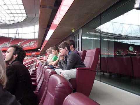 My Emirates Stadium Tour