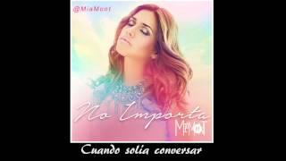 Mia Mont - No Importa (Audio Oficial + Letra) @MiaMont