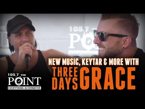 THREE DAYS GRACE working on new music in 2020