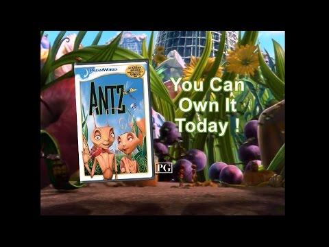 Antz (1998) 2006 DVD release promo (60fps)