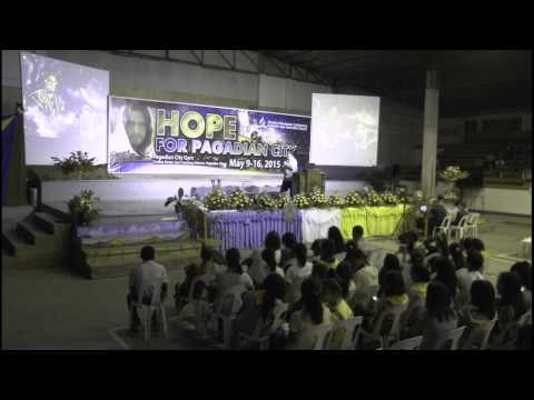Hope for Pagadian City - Night 06