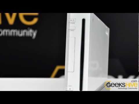 Consola de juegos Nintendo Wii - review by www.geekshive.com (Español)