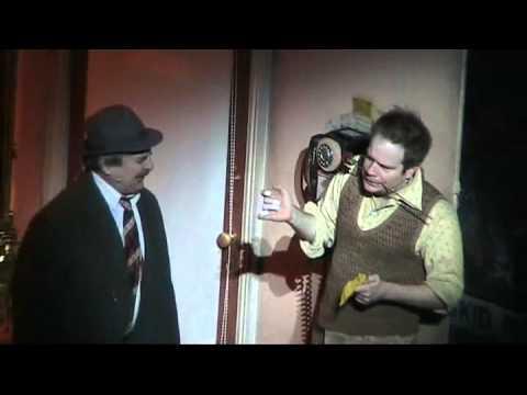 Mushnik and Son - Little Shop of Horrors 2009 Tour