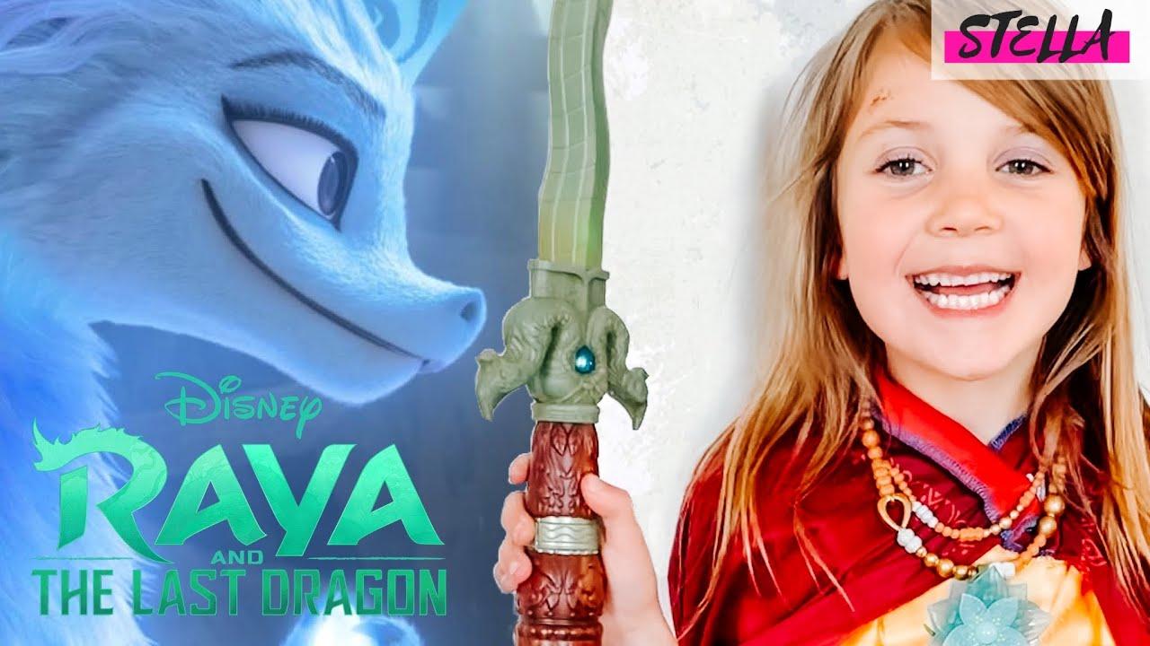 Raya and the Last Dragon!!!