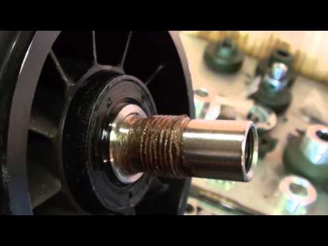 MOKAI™ Jet Pump Rebuild - Conversion to Oil Lubrication