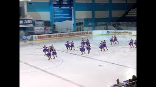 В Йошкар-Оле пройдет чемпионат России по синхронному катанию на коньках