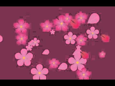 Firecracker Chinese New Year Animated Ecard - YouTube - cherry blossom animated