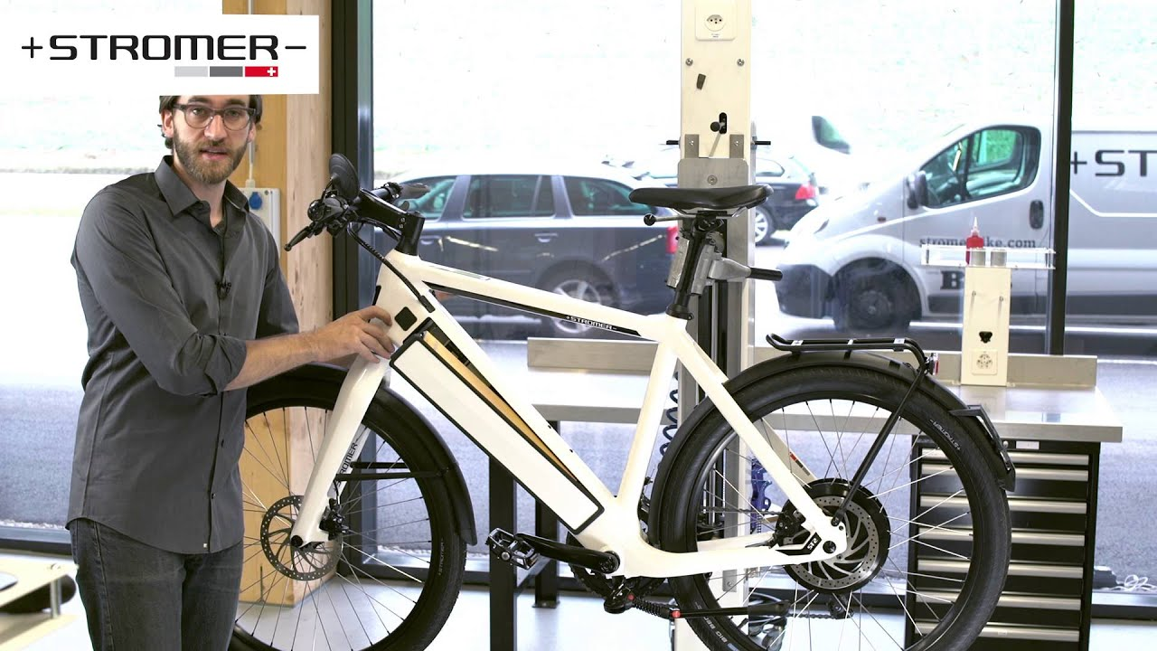 86e1757b613 How To: Charging your Stromer ST2 - YouTube