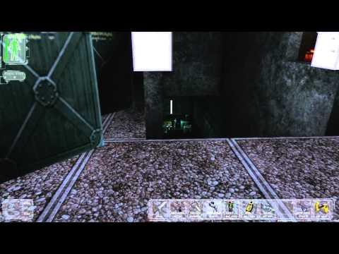 Lets Play! Deus Ex - Part 03 - Castle Clinton