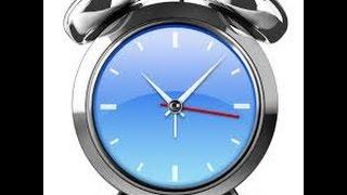 Видеоурок как настроить будильник в Windows 8.1