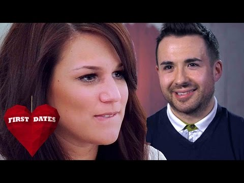 Paralympian Will Bayley Struggles To Tell Date About Disability | Celebrity First Dates