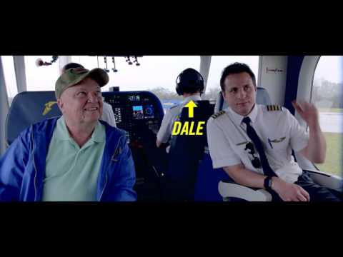 Goodyear | Dale Earnhardt Jr. Surprises Veteran with Blimp Ride at Daytona 500