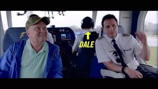 Goodyear | Dale Earnhardt Jr. Surprises Veteran with Blimp Ride at Daytona 500